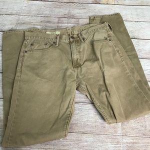 Men's Gap 1969 Khaki Slim Jeans 30 or 32